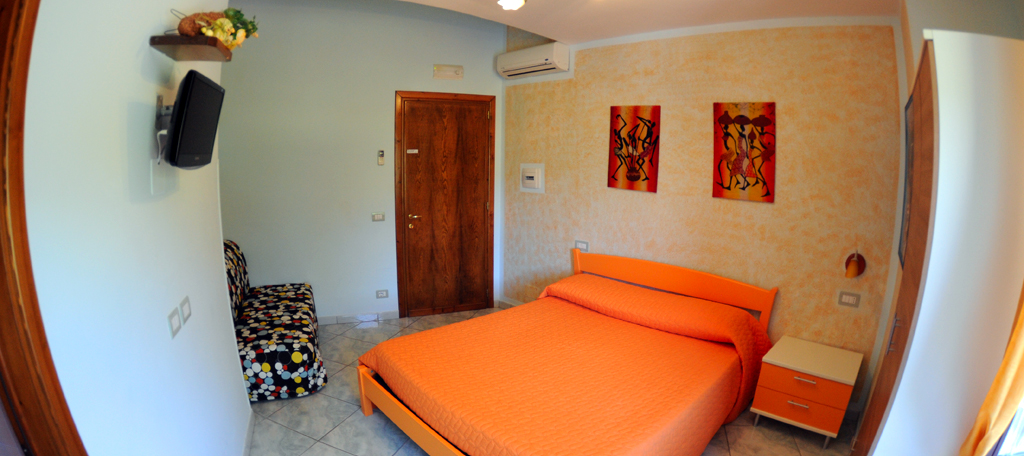 Amalfi Coast accommodation bed and breakfast La Cascina